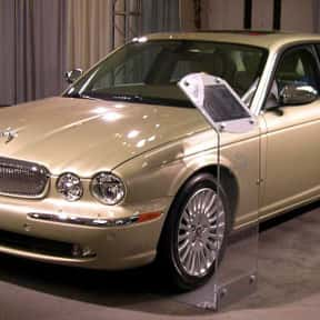 Jaguar XJ is listed (or ranked) 21 on the list All James Bond Cars