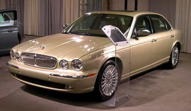 Jaguar Xj Is Listed Or Ranked 3 On The List Full Of