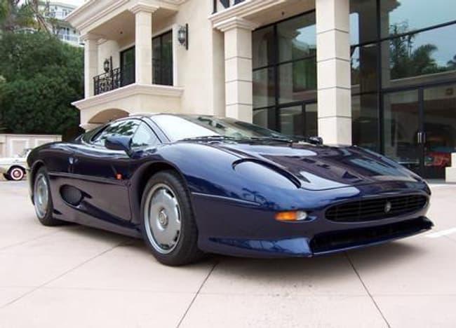 Jaguar Xj220 Is Listed Or Ranked 2 On The List Full List Of Jaguar