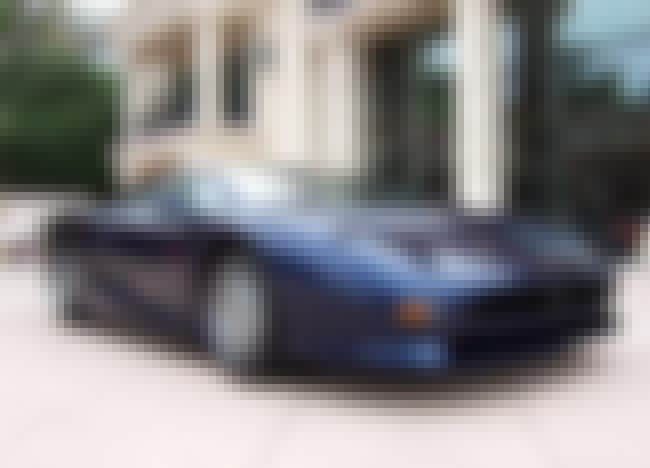 Jaguar XJ220 is listed (or ranked) 2 on the list Full List of Jaguar Models