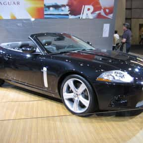 Jaguar XK is listed (or ranked) 20 on the list All James Bond Cars