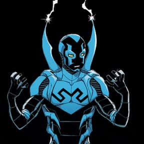 Blue Beetle (Jaime Reyes) is listed (or ranked) 15 on the list The Best Teenage Superheroes
