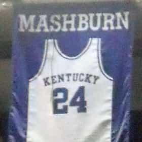 Jamal Mashburn