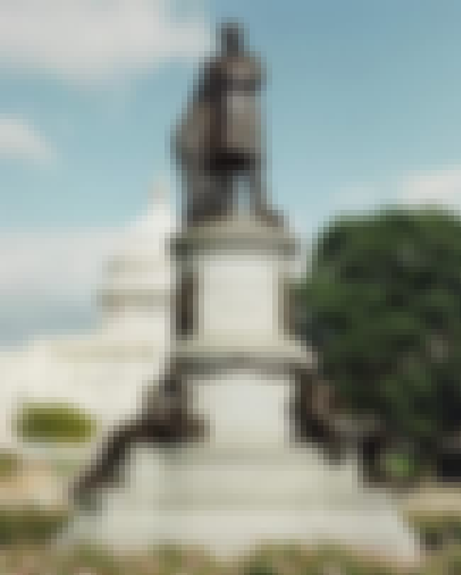 James A. Garfield Monument is listed (or ranked) 4 on the list List of Famous Monument Sculptures