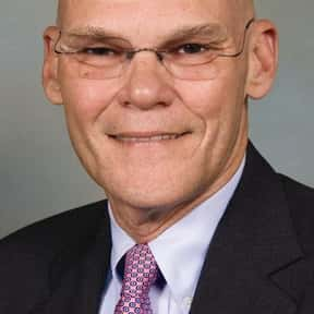 James Carville is listed (or ranked) 2 on the list Famous Louisiana State University Alumni