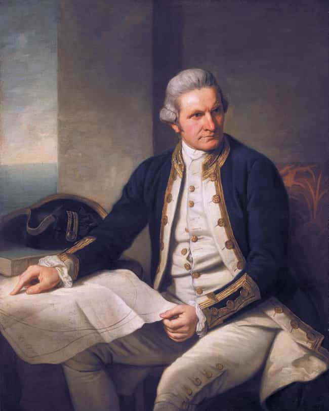James Cook is listed (or ranked) 3 on the list Famous Male Explorers