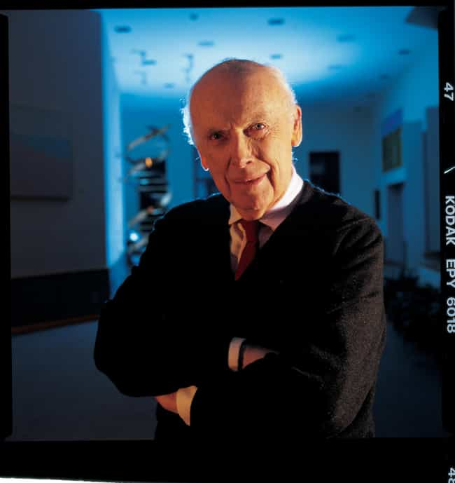 James D. Watson is listed (or ranked) 1 on the list List of Famous Molecular Biologists