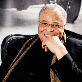 James Earl Jones is listed (or ranked) 4 on the list American Public Figures Who Are National Treasures
