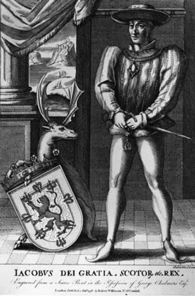 James II of Scotland is listed (or ranked) 1 on the list Famous People Who Died in Explosions