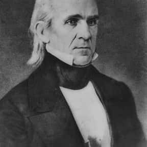 James K. Polk is listed (or ranked) 3 on the list Famous People Who Died in North Carolina