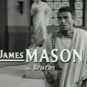 James Mason is listed (or ranked) 21 on the list Popular Film Actors from United Kingdom