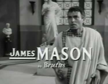 James Mason is listed (or ranked) 1 on the list Famous People Born in 1909