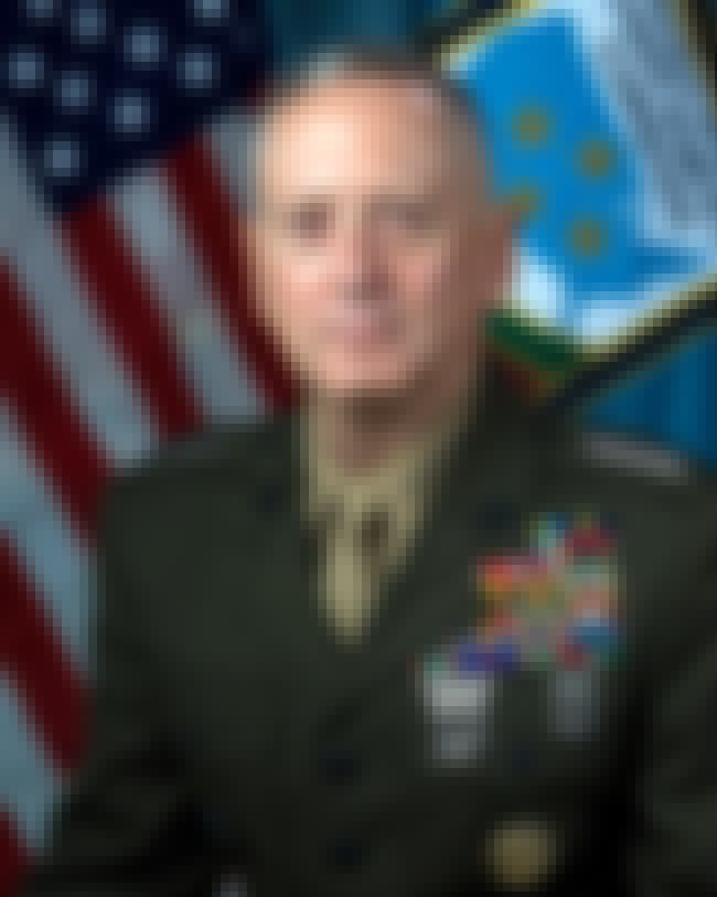 James Mattis is listed (or ranked) 4 on the list Famous Central Washington University Alumni