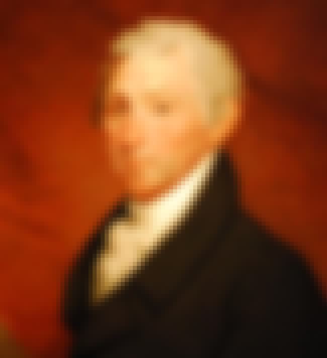 James Monroe is listed (or ranked) 2 on the list Ranking the Presidents