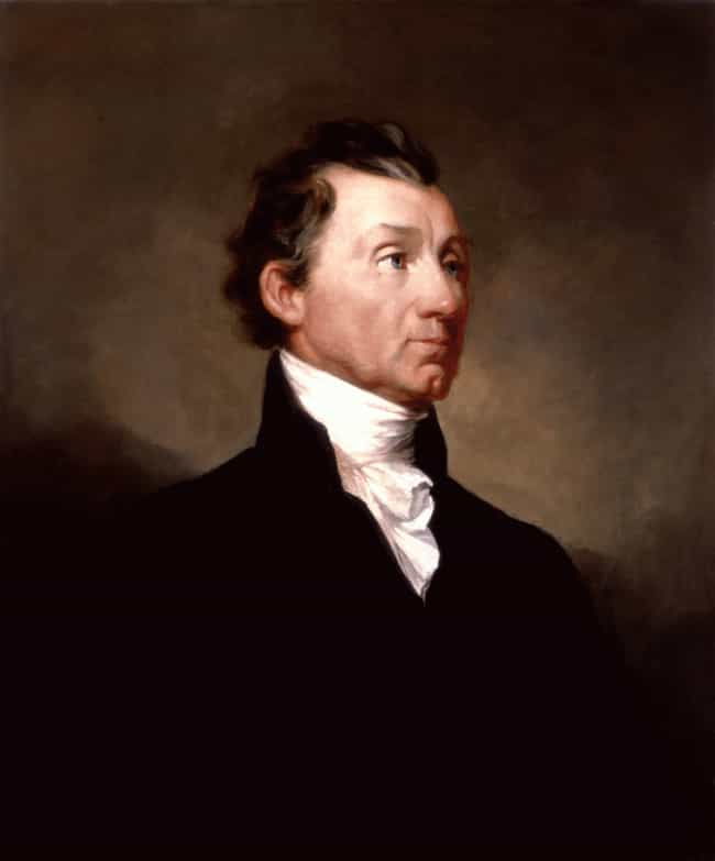 James Monroe is listed (or ranked) 3 on the list 13 Ways Important Historical Figures Used Marijuana