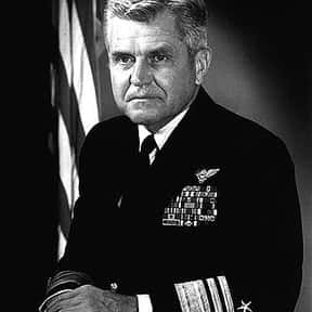 James Stockdale is listed (or ranked) 2 on the list Famous People Buried in United States Naval Academy Cemetery