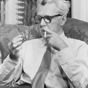 James Thurber is listed (or ranked) 16 on the list Famous Ohio State University Alumni