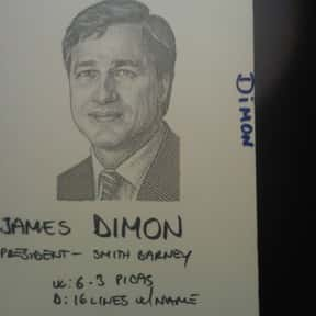 James Dimon is listed (or ranked) 15 on the list Famous Tufts University Alumni