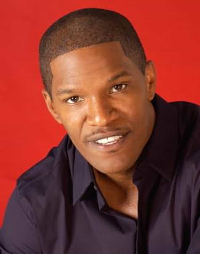 Jamie Foxx is listed (or ranked) 4 on the list 60+ Adopted Celebrities