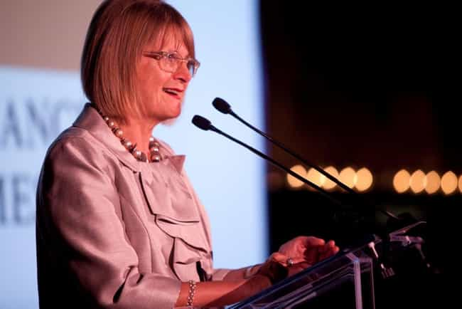 Jancis Robinson is listed (or ranked) 1 on the list List of Famous Wine Critics
