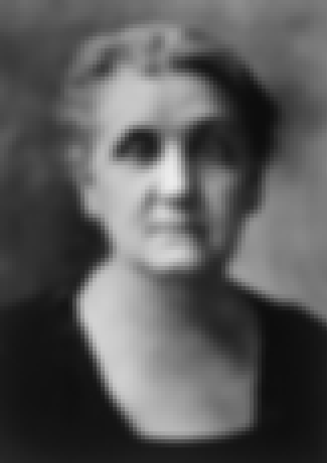 Jane Addams is listed (or ranked) 3 on the list List of Famous Sociologists