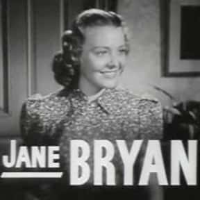 Jane Bryan is listed (or ranked) 19 on the list Full Cast of Kid Galahad Actors/Actresses