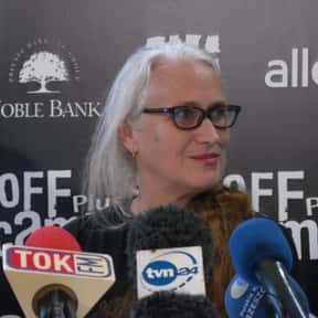 Jane Campion is listed (or ranked) 21 on the list Famous People Named Jane