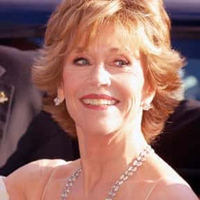 Jane Fonda is listed (or ranked) 20 on the list Celebrity Women Over 60 You Wouldn't Mind Your Dad Dating