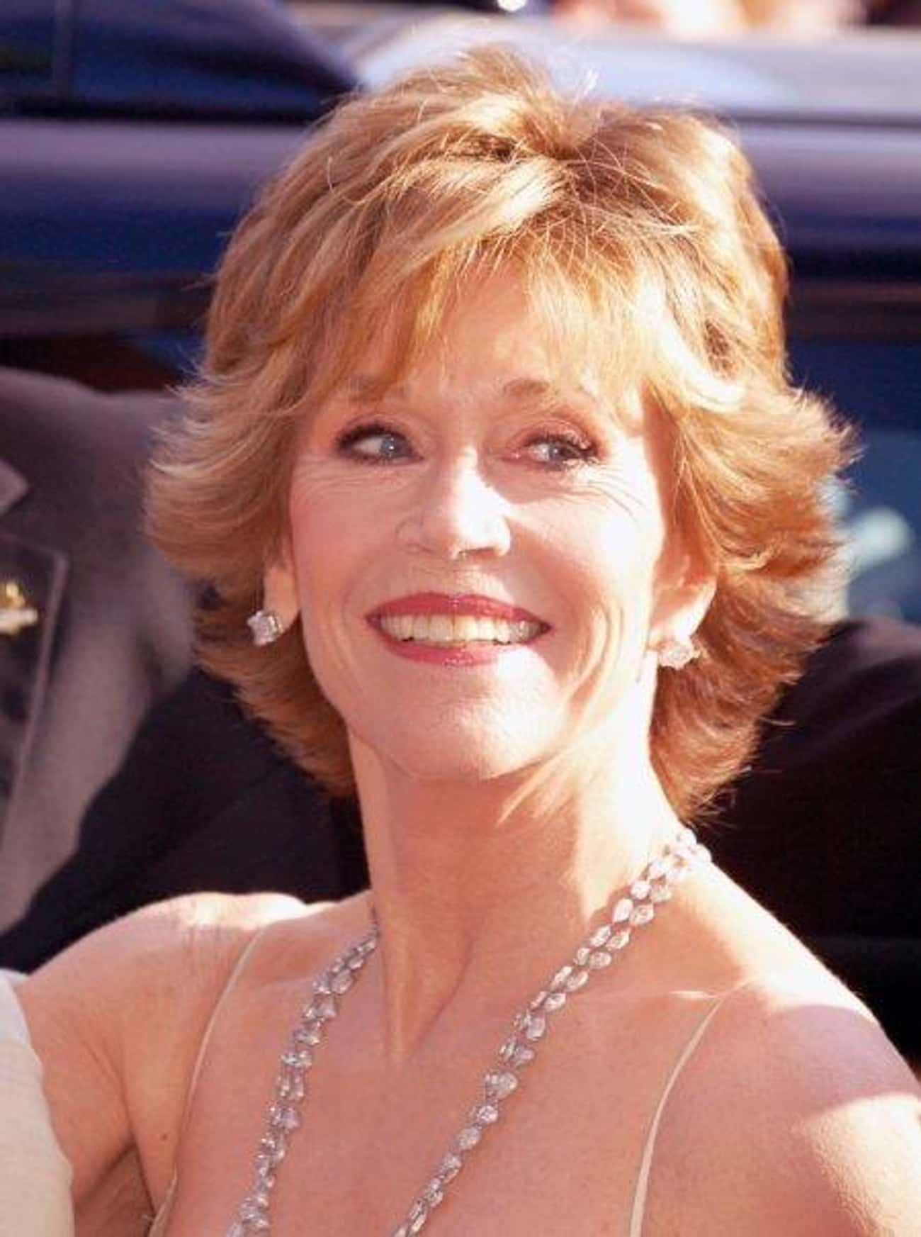 Jane Fonda is listed (or ranked) 1 on the list You Probably Didn't Know It, But These Brave Celebrities Are Rape Survivors