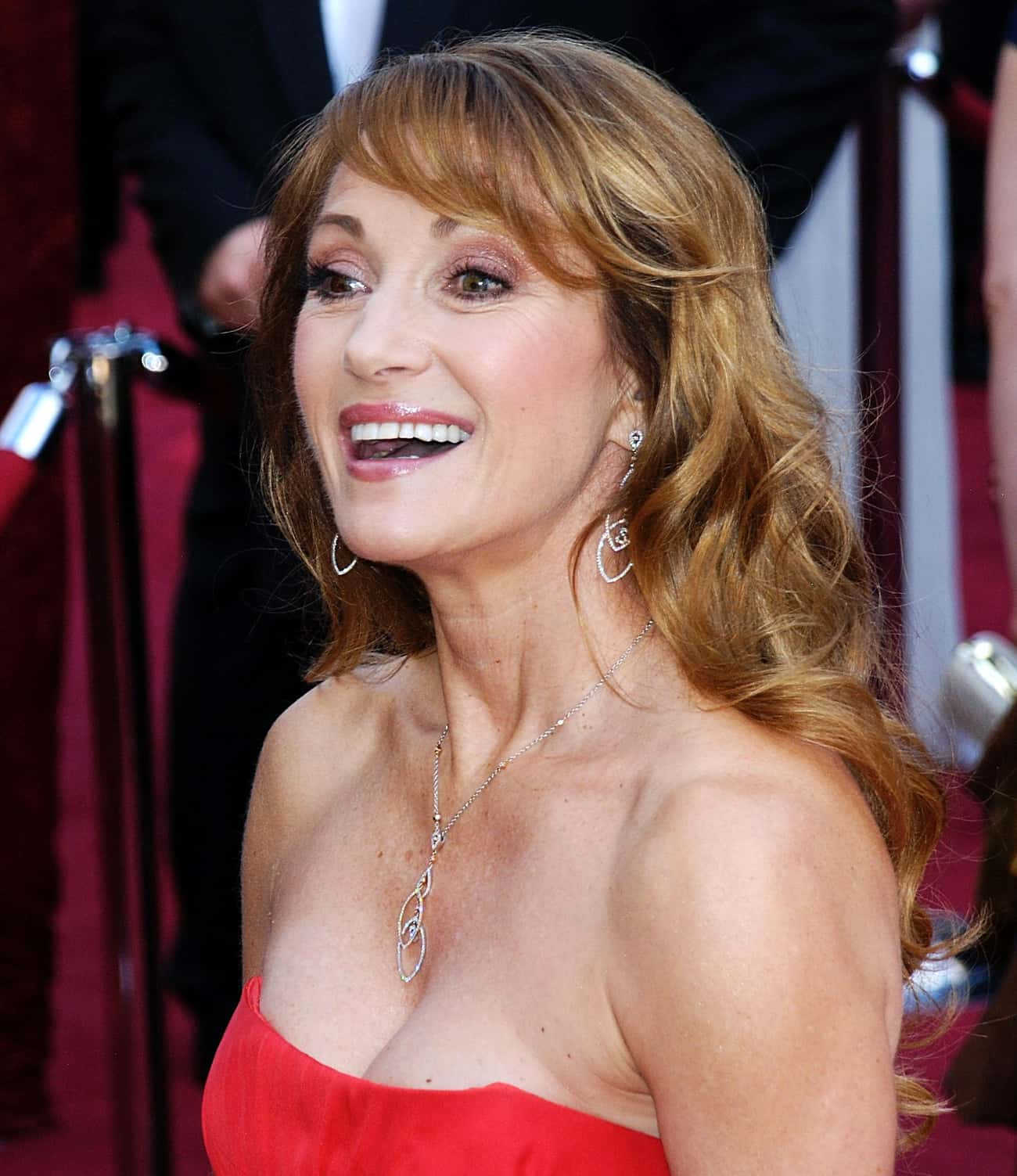 Jane Seymour is listed (or ranked) 3 on the list Stunning Celeb Women Over 60