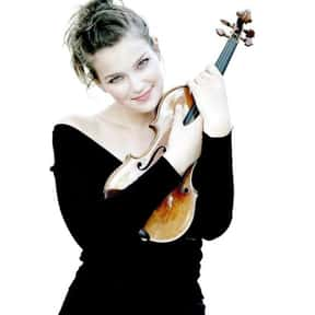Janine Jansen is listed (or ranked) 12 on the list List of Famous Violists
