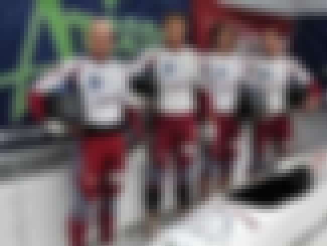 Jānis Miņins is listed (or ranked) 4 on the list Famous bobsleighers from Latvia