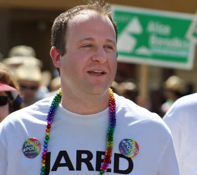 Jared Polis is listed (or ranked) 2 on the list Openly Gay US Politicians