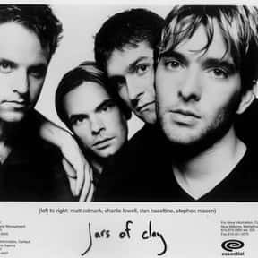 Jars of Clay is listed (or ranked) 7 on the list The Very Best Christian Bands & Artists