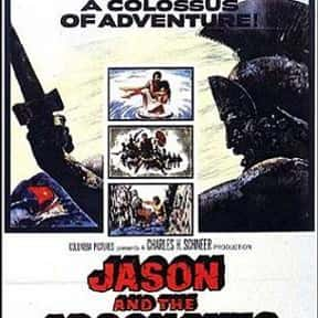 Jason and the Argonauts is listed (or ranked) 11 on the list Roger's Top 250+ Classic Epic Movies