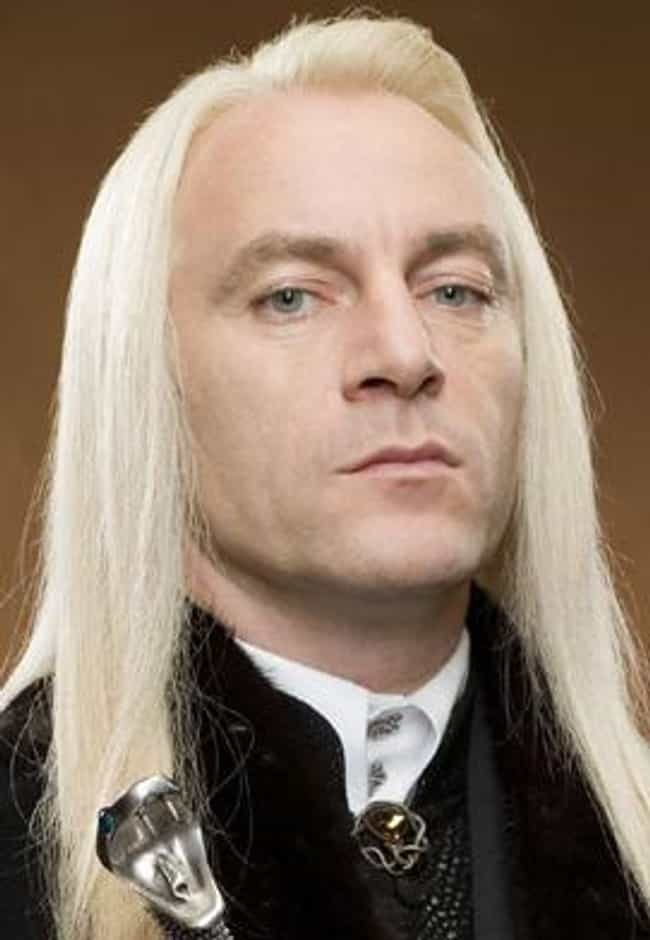 Jason Isaacs is listed (or ranked) 4 on the list Actors Who Always Seem To Play Villains