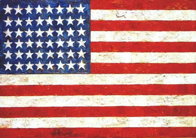 Jasper Johns is listed (or ranked) 3 on the list Famous Male Printmakers