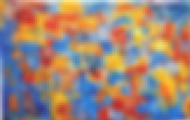 Jasper Johns is listed (or ranked) 4 on the list The Best Pop Art Artists