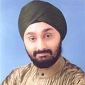 Jasvinder Singh is listed (or ranked) 7 on the list The Best Ghazal Bands/Artists