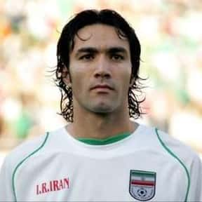 Javad Nekounam is listed (or ranked) 8 on the list The Best Soccer Players from Iran