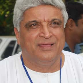 Javed Akhtar is listed (or ranked) 22 on the list Famous Authors from India