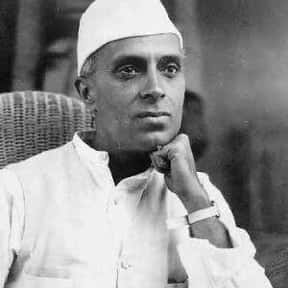 Jawaharlal Nehru is listed (or ranked) 3 on the list List of Famous Barristers