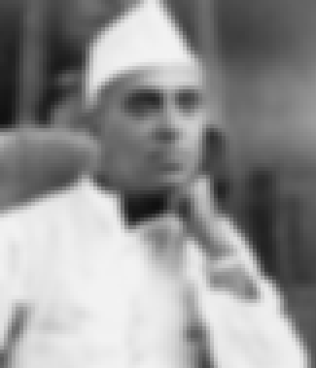 Jawaharlal Nehru is listed (or ranked) 1 on the list Members of the Nehru-Gandhi Family