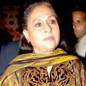 Jaya Bhaduri Bachchan is listed (or ranked) 6 on the list Famous Film Actors From Kolkata