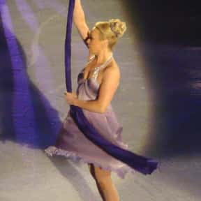 Jayne Torvill is listed (or ranked) 19 on the list List of Famous Ice Dancers