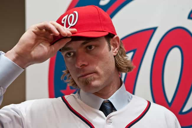 Jayson Werth is listed (or ranked) 4 on the list MLB Players Who Retired In 2018