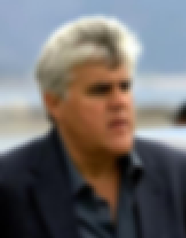 Jay Leno is listed (or ranked) 5 on the list Famous Male TV Personalities