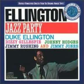 Jazz Party is listed (or ranked) 6 on the list The Best Duke Ellington Albums of All Time