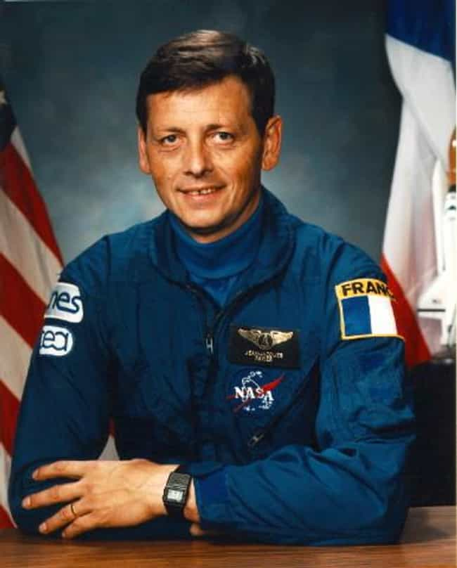 Jean-Jacques Favier is listed (or ranked) 3 on the list Famous Astronauts from France