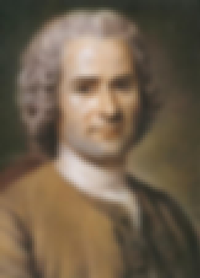 Jean-Jacques Rousseau is listed (or ranked) 2 on the list List of Famous Librettists